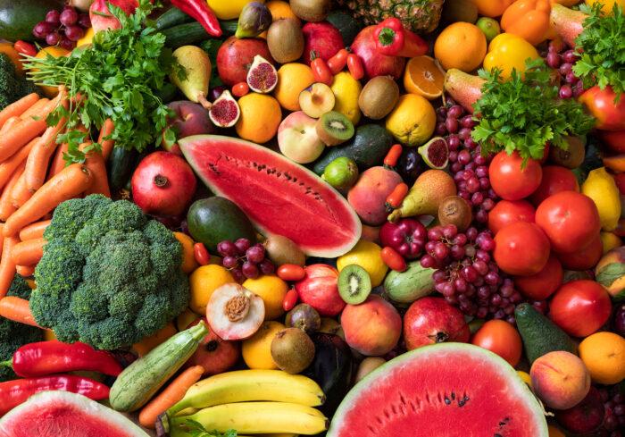 Groente & fruit pakket